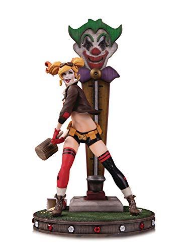 DC Bombshells: Harley Quinn Deluxe Version 2 Statue