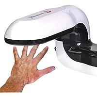 Psoriasis Lamp - UVB Narrowband Lamp - Treat Psoriasis Vitiligo Eczema Dermatitis - Compatible Philips UV-B 311Nm Bulb PL-S 9W/01 - Ideal for Home Treatment - UK Plug - Rotates 360 Degrees
