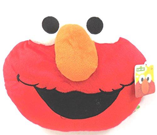 Sesame Street Elmo Plush Pillow