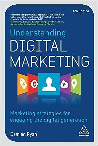Understanding Digital Marketing: Marketing Strategies for Engaging the Digital Generation: Amazon.es: Damian Ryan: Libros en idiomas extranjeros