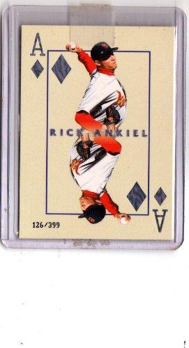 1999 Pacific Revolution Diamond Aces #19 Rick Ankiel /399 ()