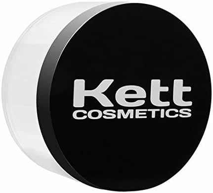Kett Sett Powder Loose - Ultra Translucent Setting Shine Control Face Powder - 2oz