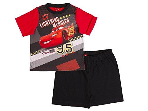 Disney Cars Boys Short Pyjamas Pjs Lightning McQueen 1.5-2 ()