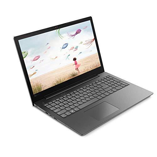 Lenovo V15 Intel Core i5 10th Gen 15-inch HD Thin and Light Laptop (4GB RAM/ 1TB HDD/ DOS/ Grey/ 1.85 kg), 82C500L9IH