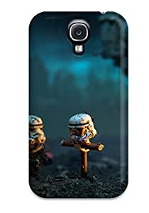 Awesome Case Cover/galaxy S4 Defender Case Cover(star Wars Death)