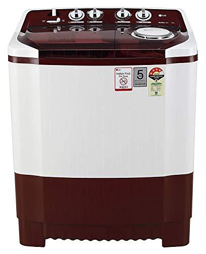 LG 7 kg 4 Star Semi-Automatic Washing Machine