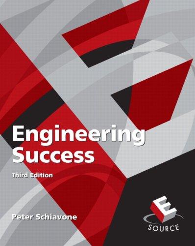Engineering Success (3rd Edition)