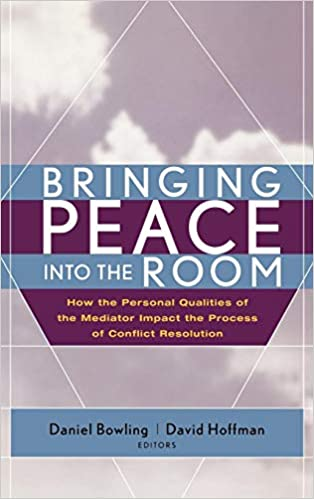 Mediation and The Art of Making Peace