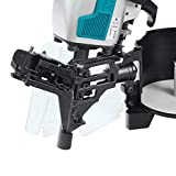 "Makita AN611 2-1/2"" Siding Coil Nailer, Silver"