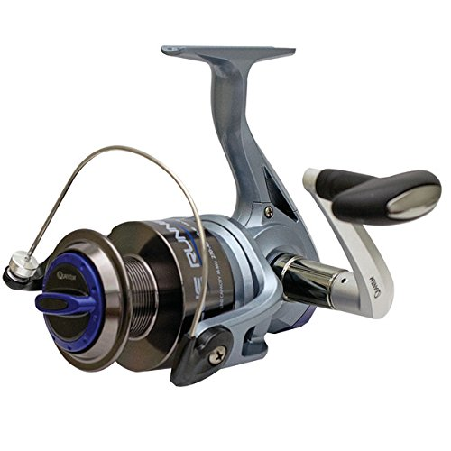 Quantum Fishing Blue Runner Spinning Reel, 80