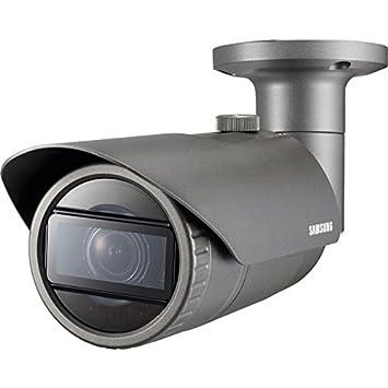 SAMSUNG Video Vigilancia Ip Cámara Bala 4M F2.8-12M Motor 30M Ir Poe
