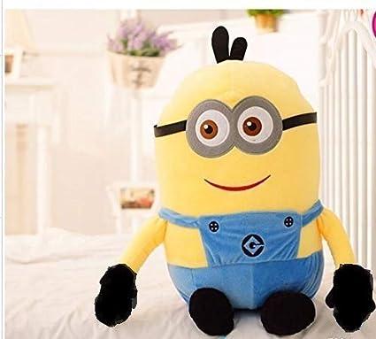 Woriwo beauty Kid's Minion Character Stuffed Soft Toys 45 cm (Big Size)