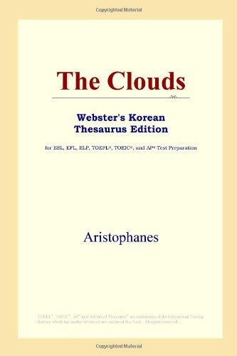 The Clouds (Webster's Korean Thesaurus Edition)