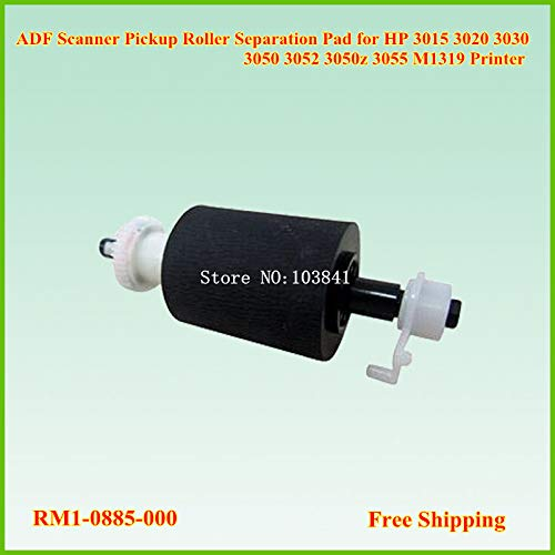Printer Parts Compatible RM1-0885-000 ADF Scanner Pickup Roller for HP 3015 3020 3030 3050 3052 3050z 3055 M1319