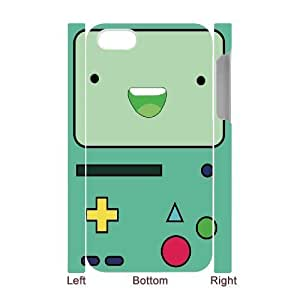 Beemo Adventure Time Brand New 3D Cover Case for Iphone 4,4S,diy case cover ygtg589571