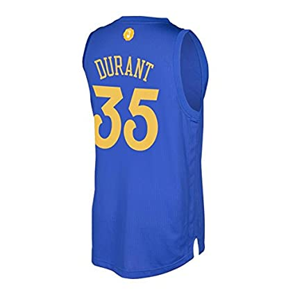 buy online 9ab43 fed97 adidas Kevin Durant Golden State Warriors NBA 2016 Christmas Swingman Jersey