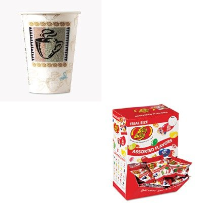 KITDXE5342CDPKOFX72512 - Value Kit - JELLY BELLY CANDY COMPA