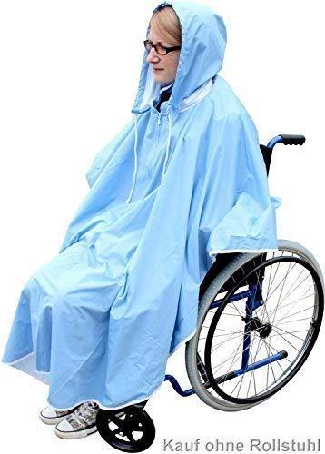 Burbuja de lluvia para Silla de ruedas, Bicicleta etc Cubierta para lluvia de Medi-