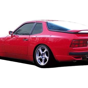 1977-1988 Porsche 924 Duraflex Turbo 944 Look Rear Fender Flares - 2 Piece