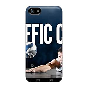 Iphone 5/5s MuQ1365GrAl Customized Lifelike Rise Against Pictures Durable Hard Phone Cover -SherriFakhry