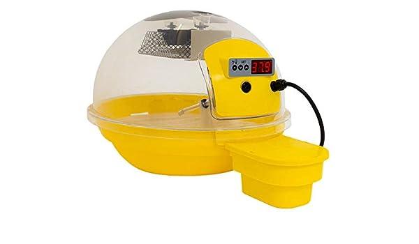 fiem Incubadora nacedora para Huevos Smart Digital 24 Amarillo ...