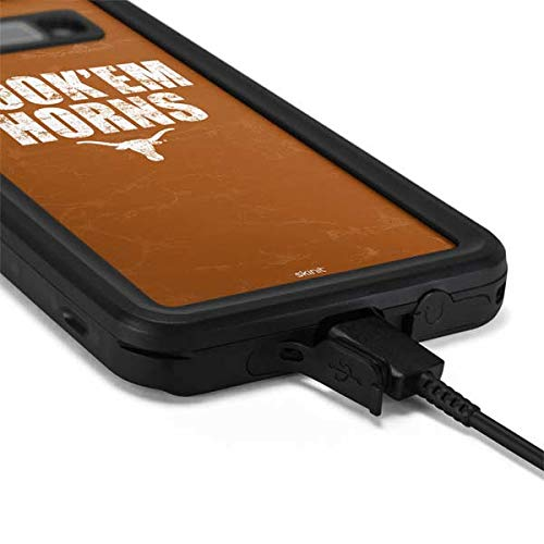 Amazon.com: Skinit Texas Longhorns Distressed Galaxy S10 ...