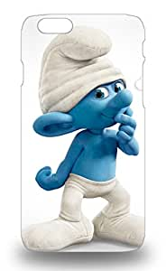 Waterdrop Snap On American The Smurfs 3D PC Soft Case For Iphone 6 ( Custom Picture iPhone 6, iPhone 6 PLUS, iPhone 5, iPhone 5S, iPhone 5C, iPhone 4, iPhone 4S,Galaxy S6,Galaxy S5,Galaxy S4,Galaxy S3,Note 3,iPad Mini-Mini 2,iPad Air )