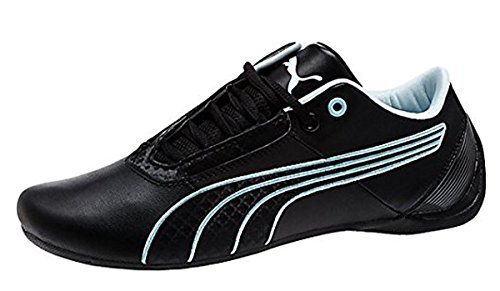 Puma Womens Future Cat S1 Fast Shoes Size Us 9 Zwart-zwart-omphalodes