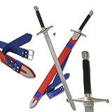 Dragon Ball Z Trunk Replica Sword.Comes W/Plaque