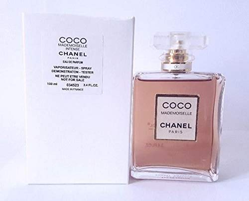 Chànel Coco Mademoiselle TESTER 3.4 Oz Eau De Parfum spray For Women