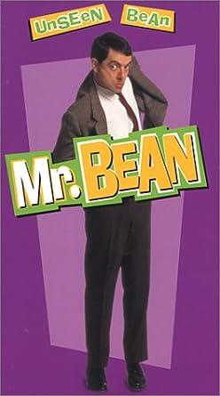 Mr. Bean - Unseen Bean VHS