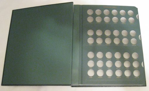 Roosevelt Dimes 1946 - 2002 Proofs Included Coin Album
