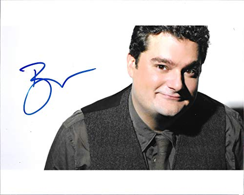 Bobby Moynihan - Hand Signed 8X10 Photo Authentic Autograph w/COA