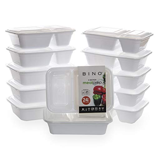 BINO Meal Prep Containers