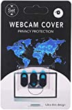 Webcam Privacy Cover, Ultra Thin Slider Design with Strong Adhesive, Suitable for Laptop, MacBook, MacBook Pro, MacBook…