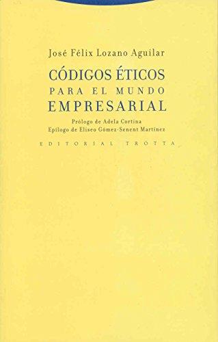Códigos éticos para el mundo empresarial