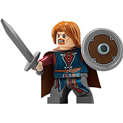 Lego Lord of the Rings Boromir Minifigure: Toys & Games