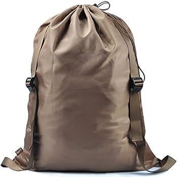 Laundry Backpack 2 Strong Shoulder Straps Wash Laundry Washing Bag For Dorm  Room Laundry Bag Part 45