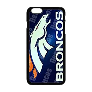 Happy Broncos Denver Fahionable And Popular Back Case Cover For Iphone 6 Plus