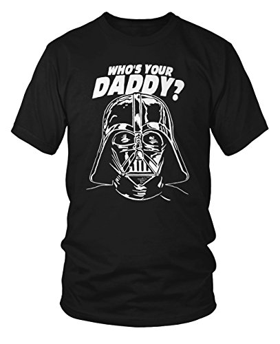 Daddy Silly Darth Father T Shirt product image
