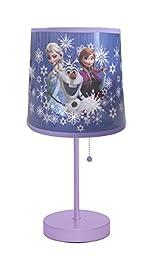 Disney Frozen Snowflake Table Lamp Toy