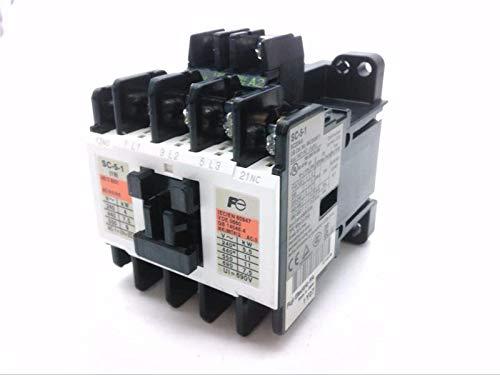 FUJI Electric 4NC0H0111 CONTACTOR, SC-5-1, 3
