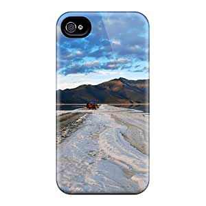 CaroleSignorile Scratch-free Phone Cases For Iphone 6- Retail Packaging - The Solt Desert