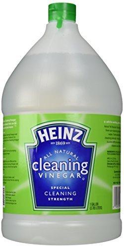 Heinz Cleaning Vinegar, 1 gal (Pack of 18)