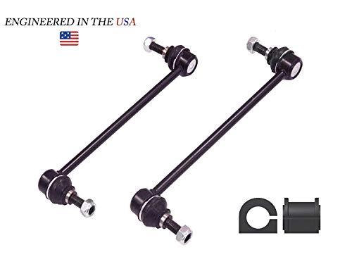 Suspension Dudes 4PC Front Sway Bar Links for Ford Mustang 05-10 GT/Convertible K80899 + BUSHINGS