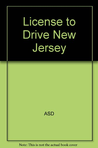 License to Drive: New Jersey