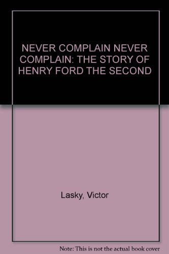 Today And Tomorrow Henry Ford Pdf