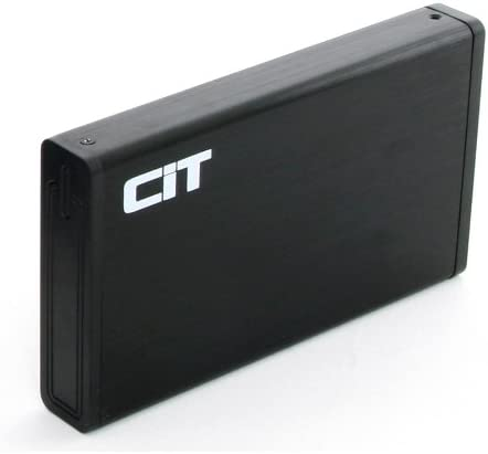 CiT U3PD - Caja de Disco Duro: Amazon.es: Informática