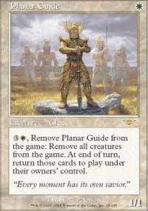 (Magic: the Gathering - Planar Guide - Legions - Foil)