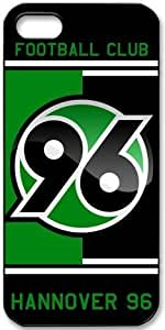 Hannover 96 Logo FC HD image case cover for iphone 5 black A Nice Present